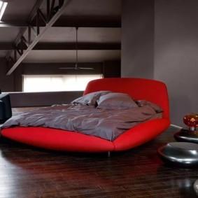 мужская спальня идеи дизайна