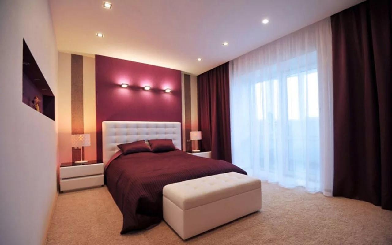 мужская спальня оформление идеи