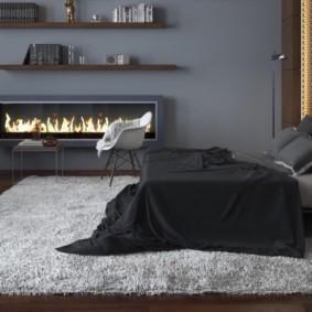 мужская спальня варианты фото