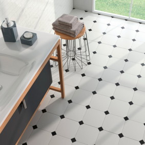 напольная плитка для кухни и коридора идеи видов
