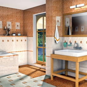 напольное покрытие для кухни идеи интерьер