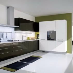 напольное покрытие для кухни идеи дизайна