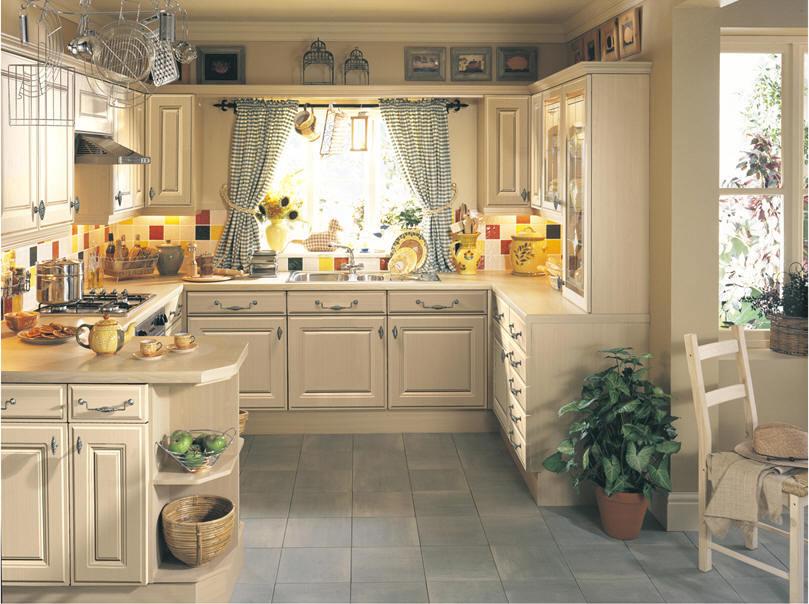 напольное покрытие для кухни виды декора