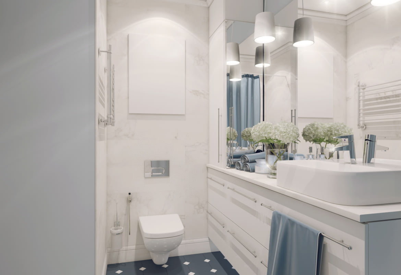 стиль неоклассика в интерьере квартиры идеи дизайн