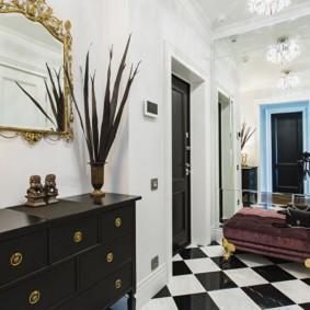 стиль неоклассика в интерьере квартиры идеи дизайна