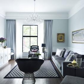 стиль неоклассика в интерьере квартиры идеи интерьер