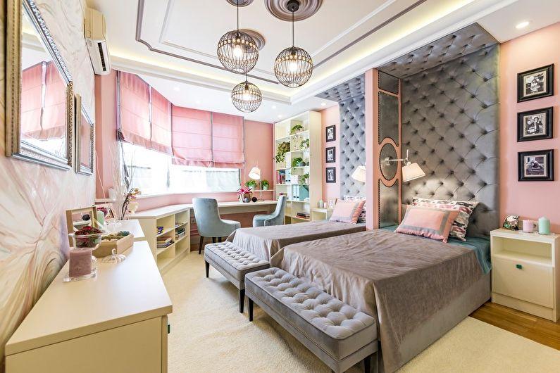 стиль неоклассика в интерьере квартиры интерьер фото
