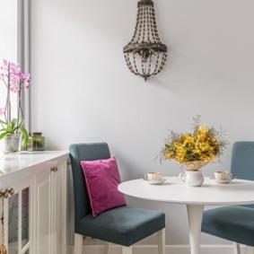 стиль неоклассика в интерьере квартиры виды интерьера