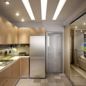 современная кухня