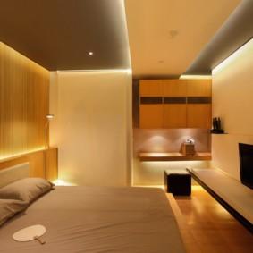 отделка потолка в квартире фото дизайна