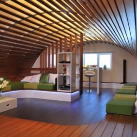 отделка потолка в квартире идеи дизайн
