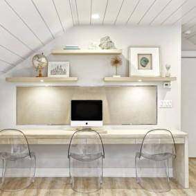 отделка потолка в квартире идеи виды