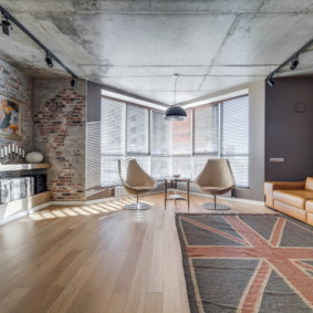 отделка потолка в квартире интерьер фото