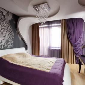 отделка потолка в квартире варианты