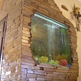 отделка углов стен в квартире фото виды
