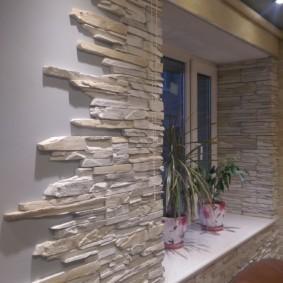 отделка углов стен в квартире идеи