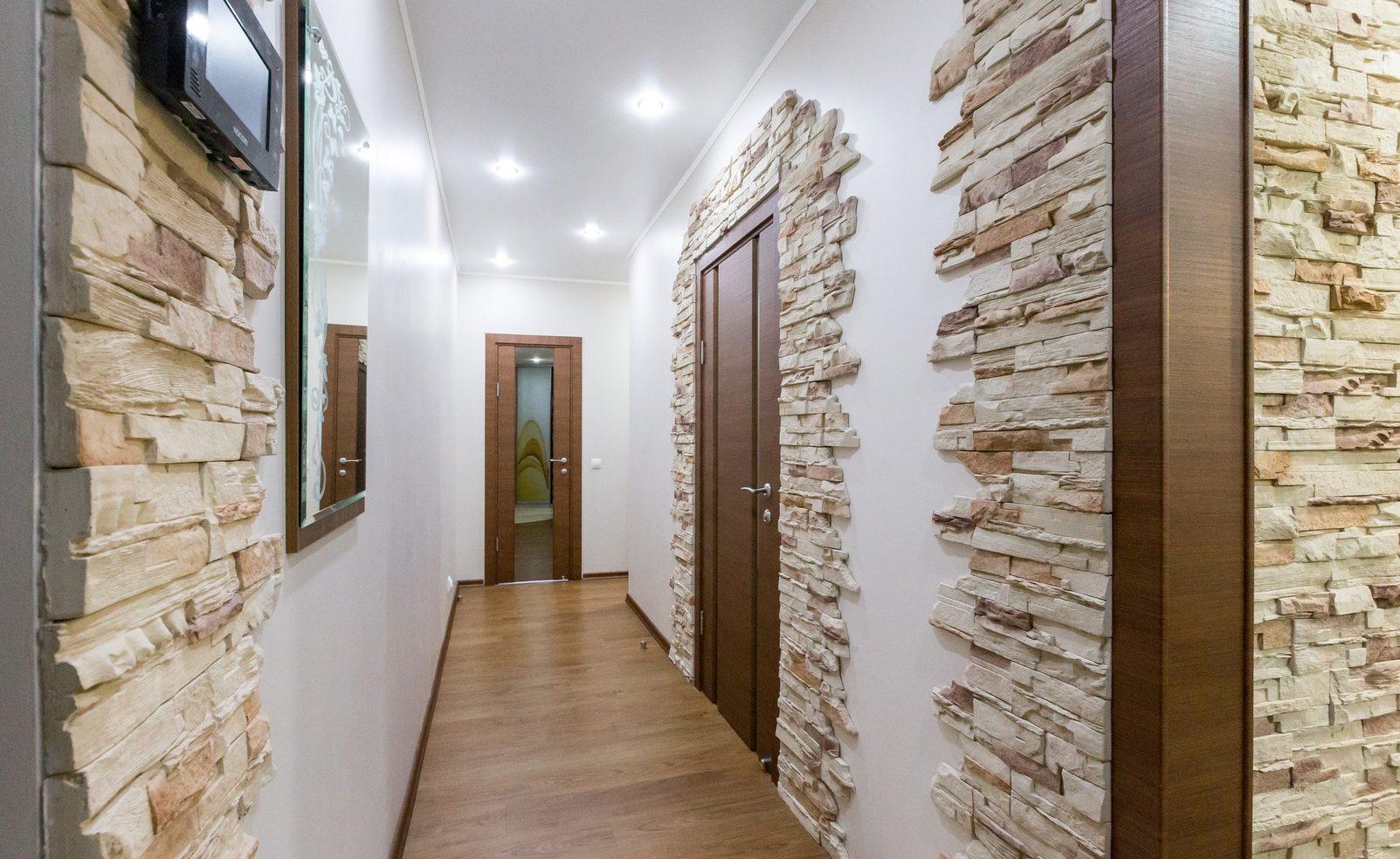 отделка углов в дизайне квартиры идеи интерьера