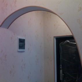отделка углов стен в квартире фото идеи