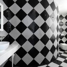 плитка для ванной комнаты идеи фото
