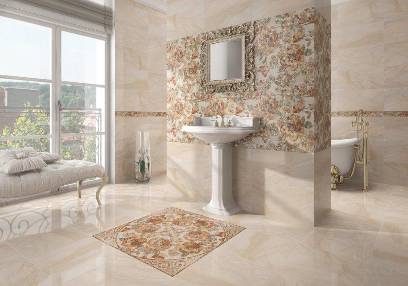 плитка для ванной комнаты интерьер
