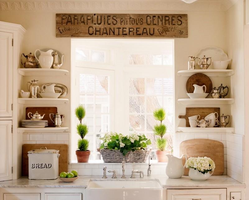 полки на кухне вместо навесных шкафов фото дизайна