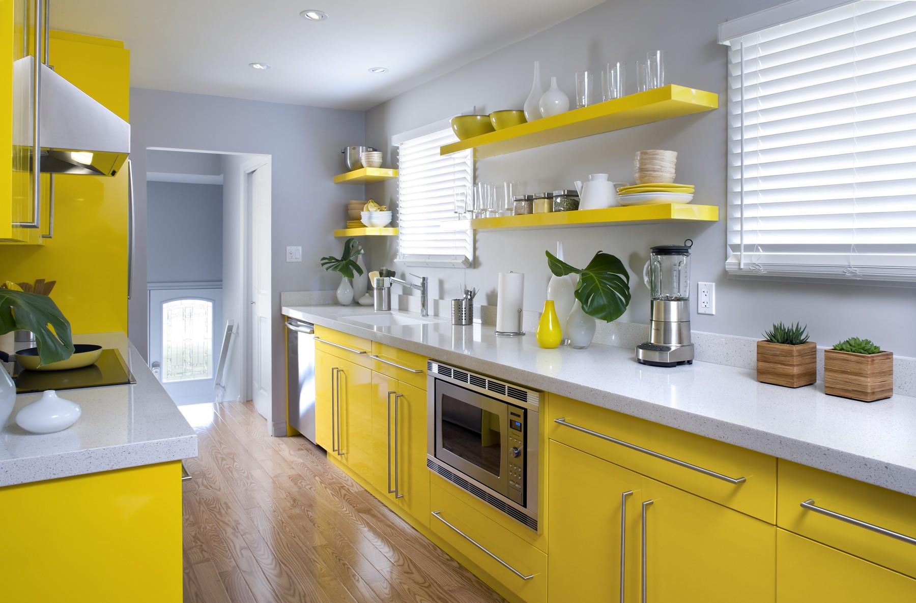 полки на кухне вместо навесных шкафов идеи дизайна