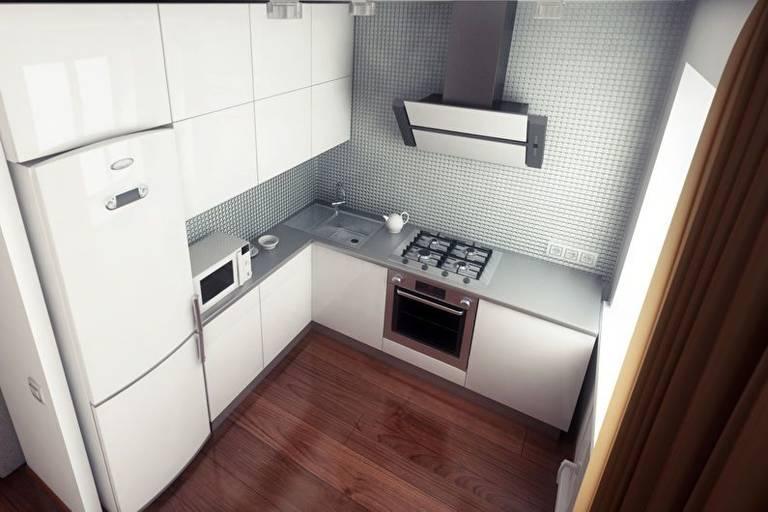 расстановка мебели и техники на кухне варианты дизайна