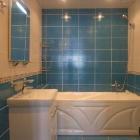 раздельная ванная комната