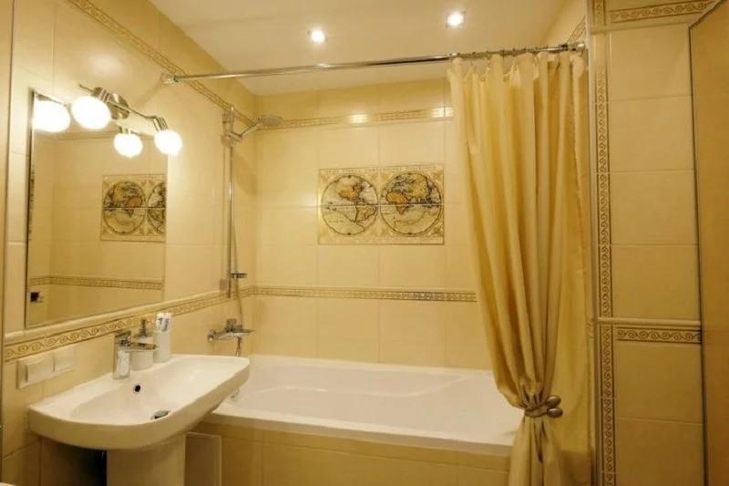 раздельная ванная комната фото идеи