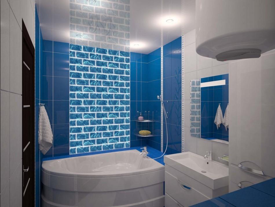 раздельная ванная комната фото оформления