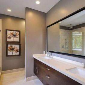 раздельная ванная комната фото виды