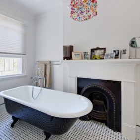 раздельная ванная комната идеи оформление
