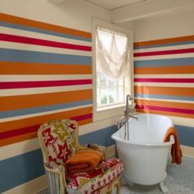 раздельная ванная комната идеи вариантов