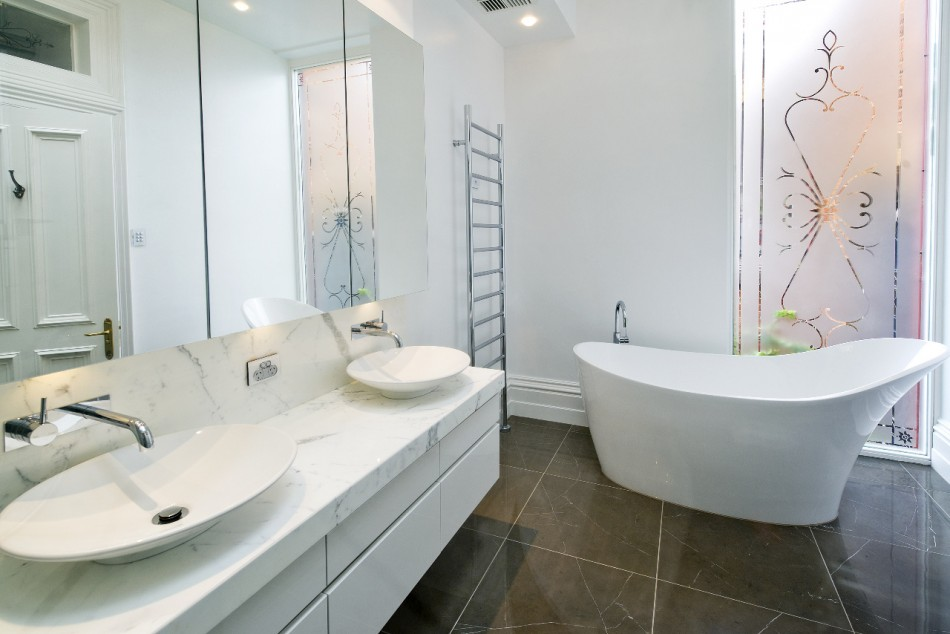 раздельная ванная комната идеи виды