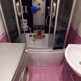 раздельная ванная комната варианты идеи