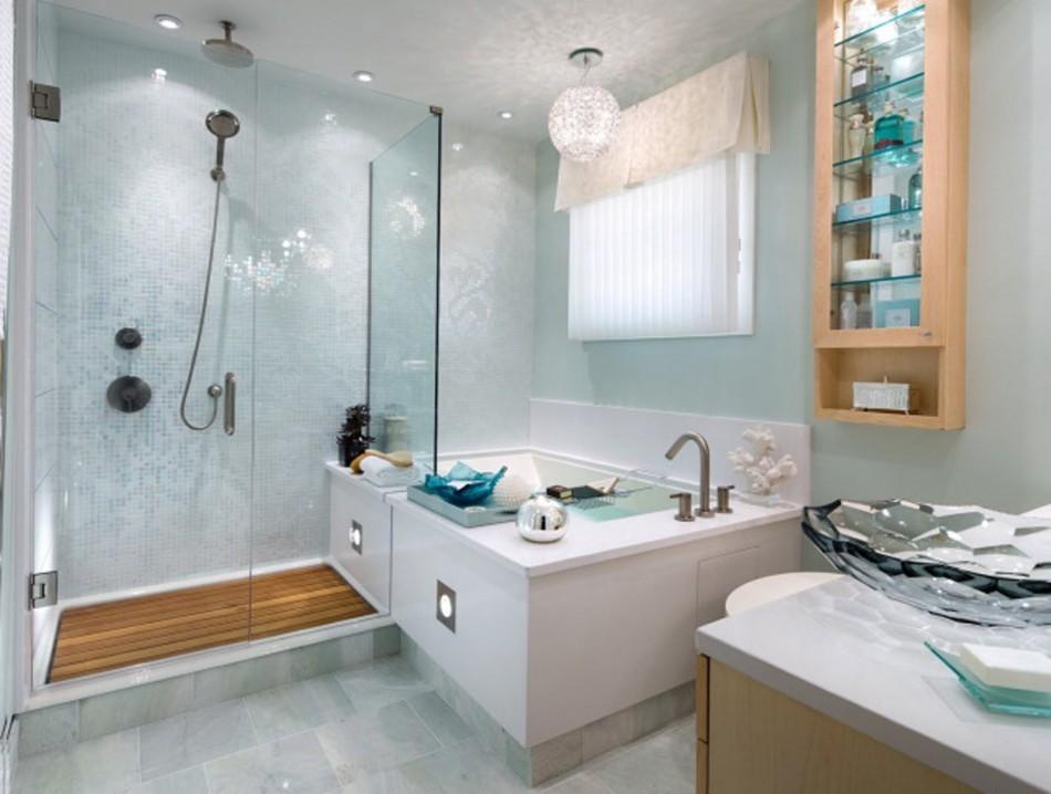 раздельная ванная комната виды фото