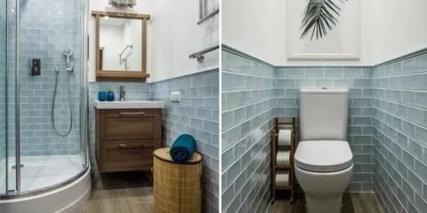 раздельная ванная комната виды идеи