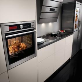 размещение микроволновки на кухне идеи обзоры