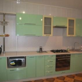 размещение микроволновки на кухне идеи вариантов