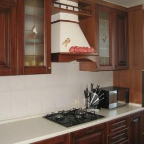 размещение микроволновки на кухне идеи варианты