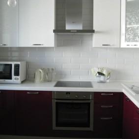 размещение микроволновки на кухне обзор