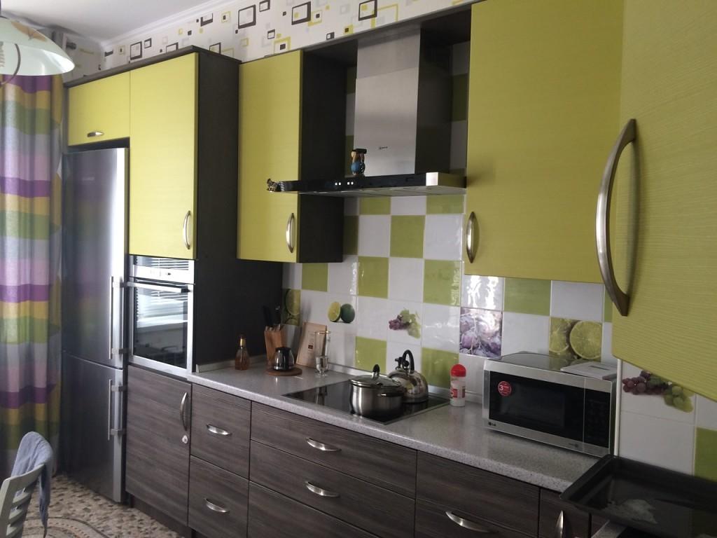 размещение микроволновки наа кухни