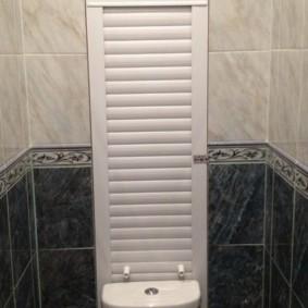 рольставни в туалет дизайн фото