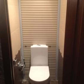 рольставни в туалет дизайн идеи