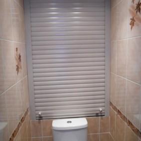 рольставни в туалет фото дизайн