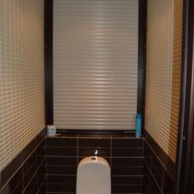 рольставни в туалет варианты