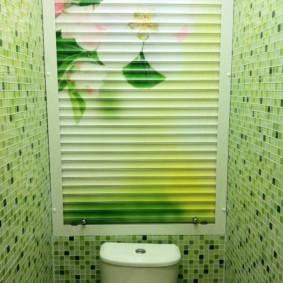рольставни в туалет виды дизайна