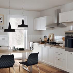 розетки на современной кухне идеи интерьера