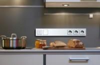 розетки на современной кухне декор идеи