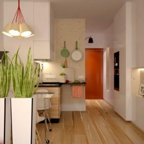 шкафы до потолка на современной кухне фото идеи